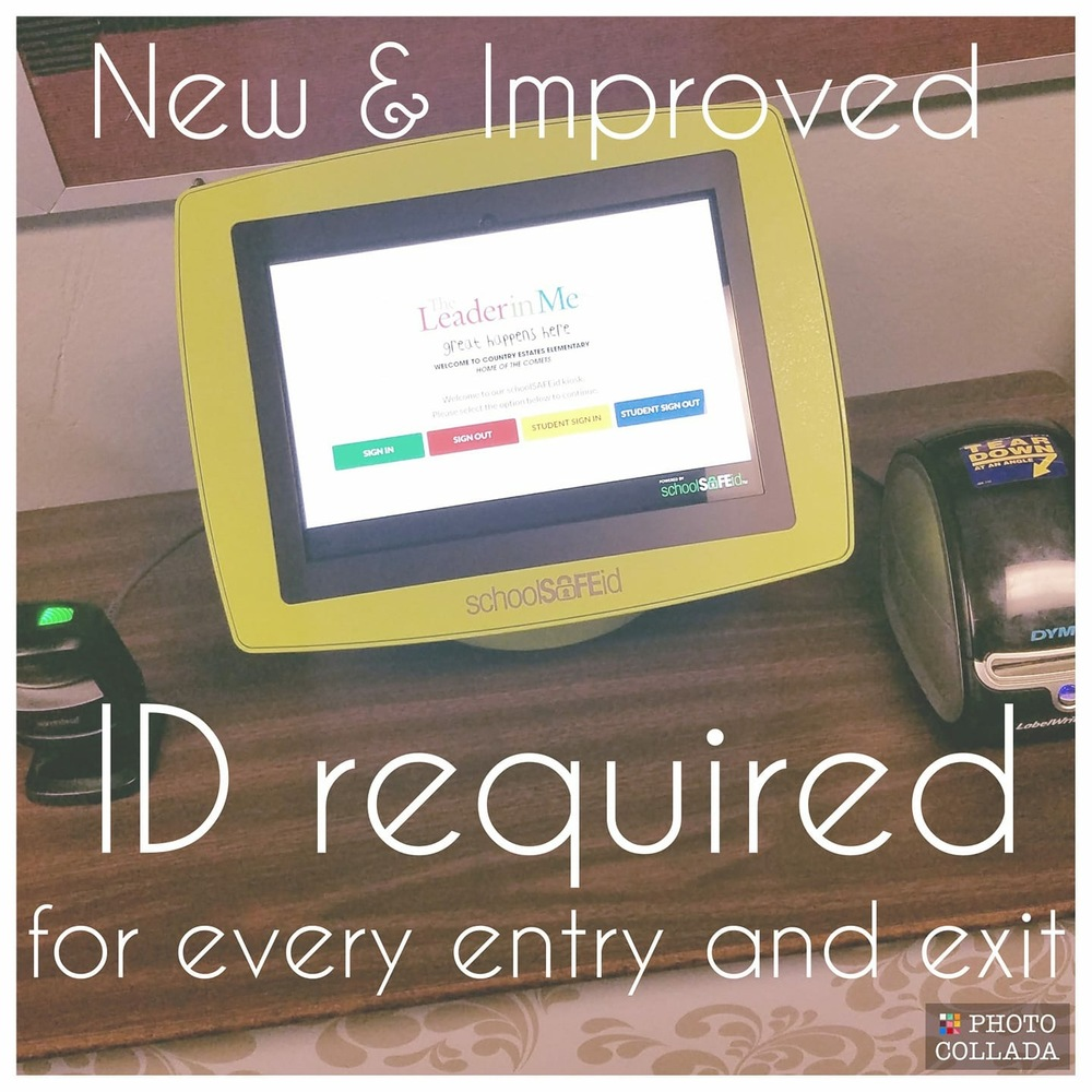 NEW -- ID REQUIRED