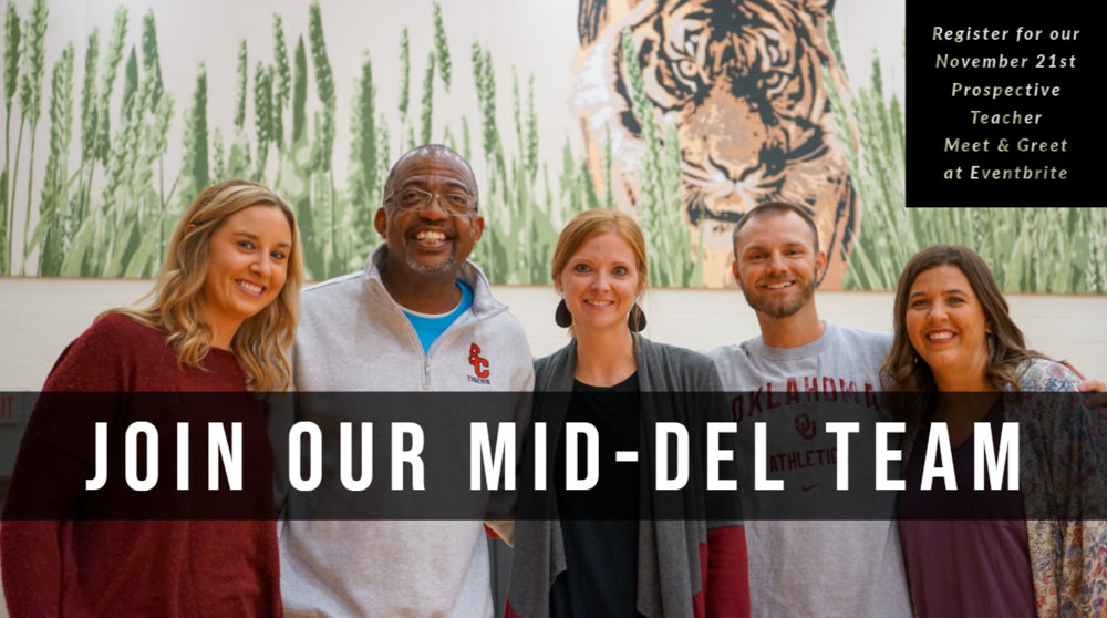 Join Our Mid-Del Team