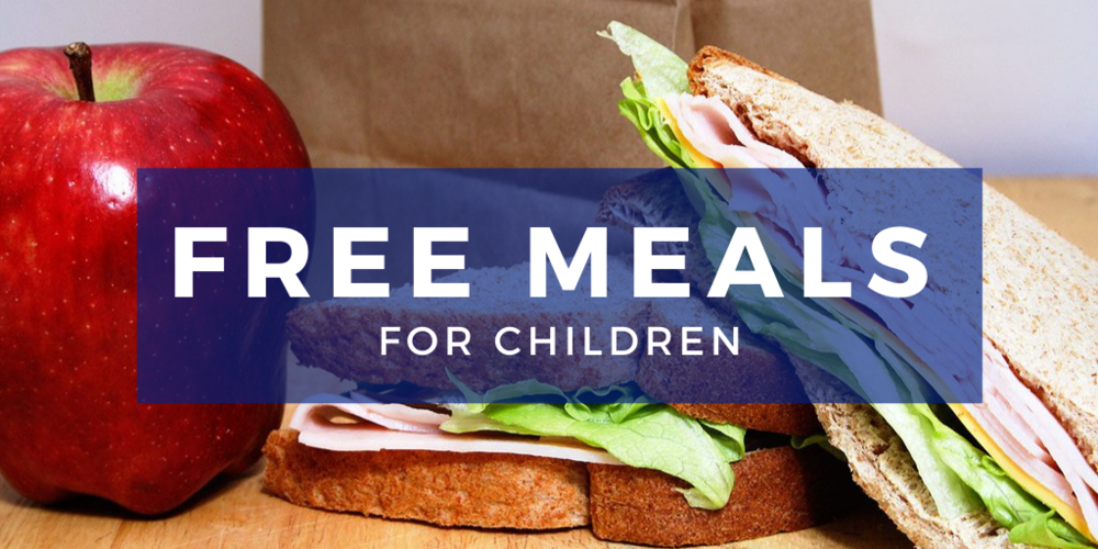 FREE Daily Grab & Go Meals for Children 18 and Under