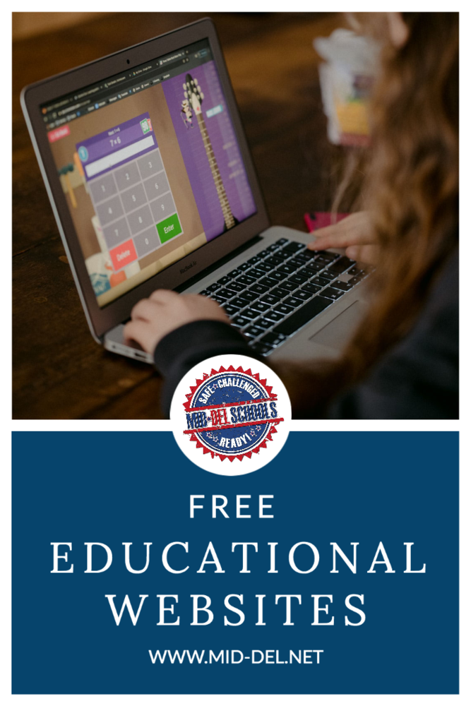 FREE Educational Websites for Families