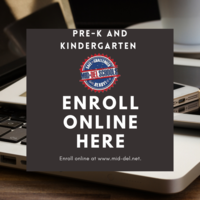 Enroll Online for Pre-K and Kindergarten