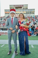 2019 All Sports Homecoming King and Queen
