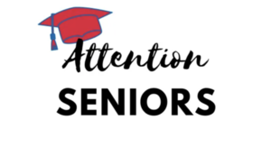 Seniors Must Complete This Form By May 8!