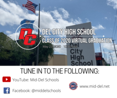Watch Del City High School's Class of 2020 Graduation HERE