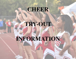 Cheer Try-Out Information