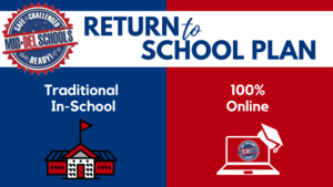 Return to School Plan for 2020-2021 School Year
