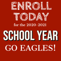 ENROLL TODAY For Del City Middle School