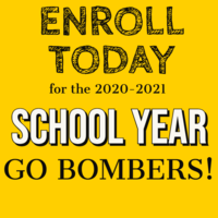 ENROLL TODAY For Midwest City Middle School