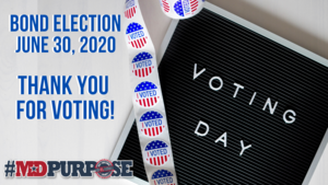 Mid-Del Schools June 30, 2020 Bond Election